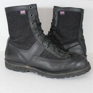 "Danner Gore-Tex Acadia Military 8"" Boots E246"